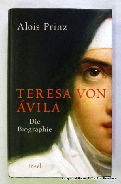 Teresa von avila von avila zvab - Teresa von avila zitate ...