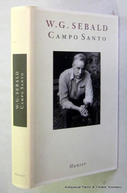 Campo Santo. Herausgegeben von Sven Meyer. München,: Sebald, W. G.