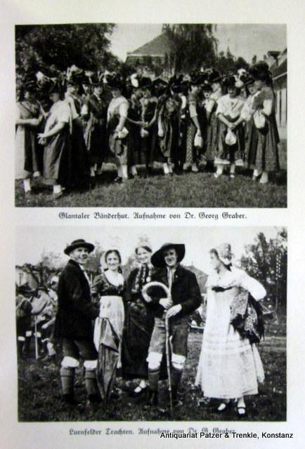 Volksleben in Kärnten. Graz, Leykam, 1934. Mit: Graber, Georg.