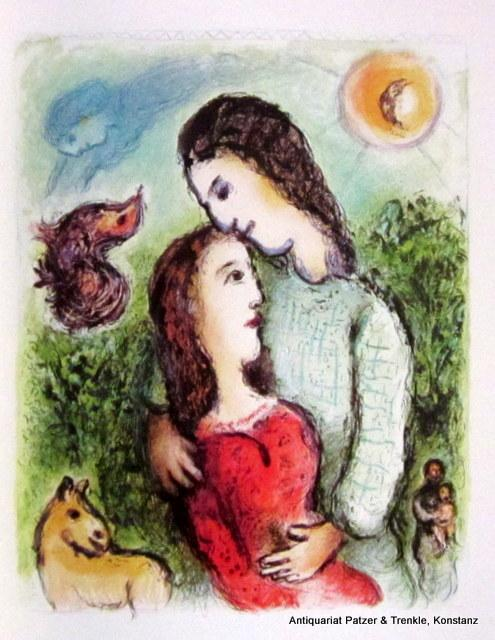 Chagall Lithograph (V). 1974-1979. Vorwort von Robert: Chagall. -- Sorlier,