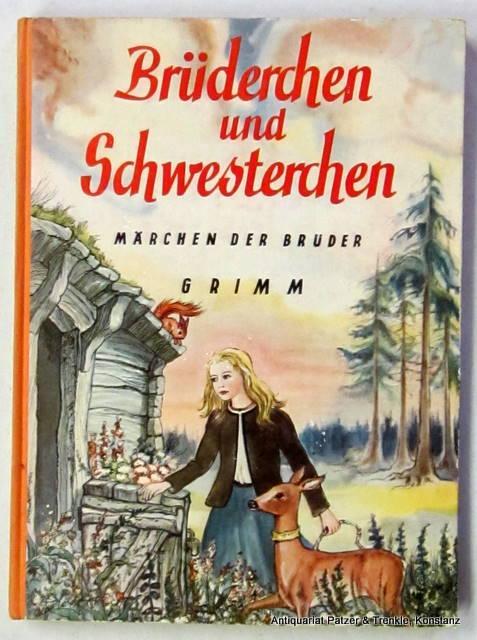 Brüderchen Und Schwesterchen Märchen