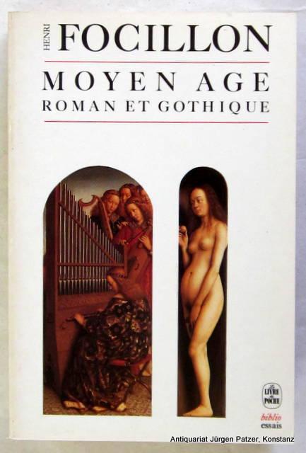 Art d'Occident. Le Moyen Age roman. Le Moyen Age gothique. Paris, Colin, (1988). Kl.-8vo. Mit zahlreichen Abbildungen. 796 S., 2 Bl. Or.-Kart. (Le livre de poche, Essais 4070). (ISBN 2253043931).