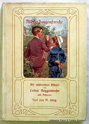 Allerlei Jungenstreiche. Reutlingen, Enßlin & Laiblin, ca.: Abeg, M. (d.i.
