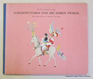 Schneewittchen und die sieben Zwerge. Hrsg. von: Leupin. -- Grimm,