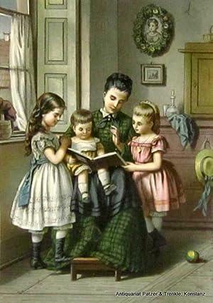 Hrsg. von Thekla von Gumpert. Bd. 23. Glogau, Flemming, (1883). Mit 26 chromolith. Tafeln. IV, 527 ...