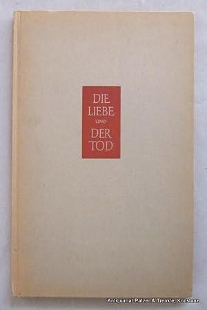 Die Liebe und der Tod. 5 Caprichos: Schede, Wolfgang Martin.