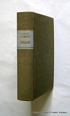 Molloy. Roman. Deutsch von Erich Franzen. Frankfurt,: Beckett, Samuel.