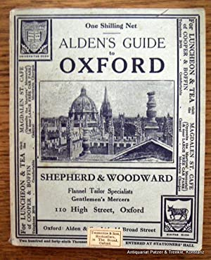 With Notes on the District and Rivers.: Oxford. -- Alden's