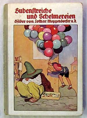 Bubenstreiche und Schelmereien. Reutlingen, Enßlin & Laiblin,: Abeg, M. (d.i.