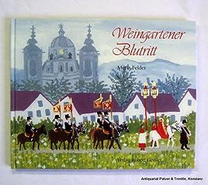 Hinterglasbilder von Maria Felder. Text von Gisela: Weingarten. -- Weingartener