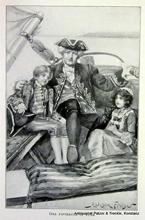 Richard Carvel. Reprinted. New York, MacMillan, 1900.: Carvel. -- Churchill,