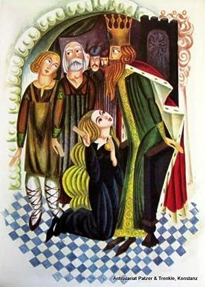 Der tapfere Prislea und die goldenen Äpfel.: Ispirescu, Petre.