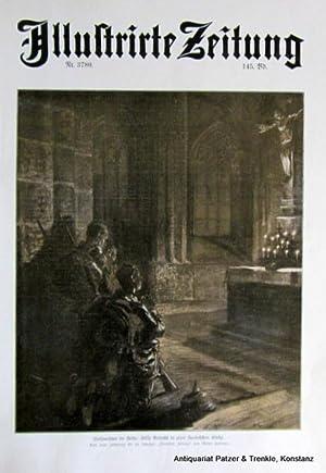 """Weihnachtsnummer"""" (= Bd. 145, Nr. 3780 bzw.: Leipziger) Illustrirte Zeitung."""