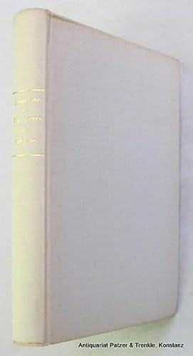 Die Lehre vom Schönen. Wien, Amandus, 1952.: George. -- Landmann,
