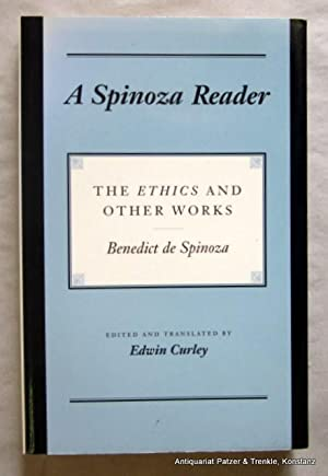The Ethics and other works. Edited and translated by Edwin Curley. Princeton, Princeton Universit...