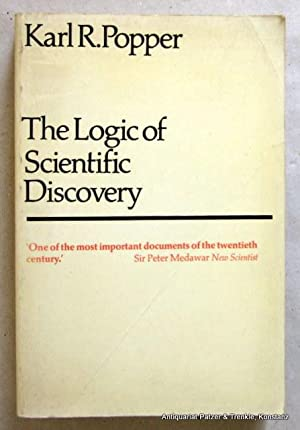 The Logic of Scientific Discovery. Reprinted. London,: Popper, Karl R.