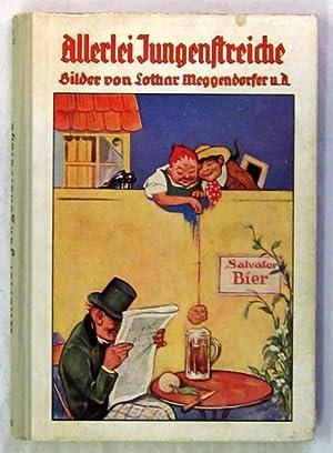 Allerlei Jungenstreiche. Reutlingen, Enßlin & Laiblin, (1911).: Abeg, M. (d.i.