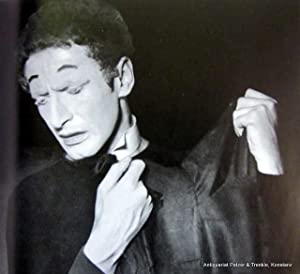 Le mime Marcel Marceau. Erster Band. Hamburg,: Marceau. -- Pawlikowski-Cholewa,