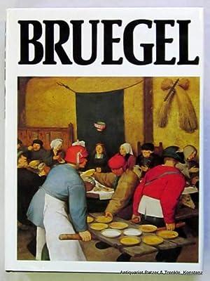 Pieter Bruegel. Herrsching, Pawlak, (1981). Gr.-4to. Mit: Bruegel. -- Claessens,