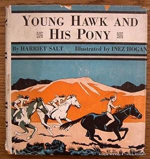 Young Hawk and his Pony. Philadelphia, Macrae: Salt, Harriet.