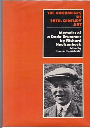 Memoirs Of A Dada Drummer: Huelsenbeck, Richard) Hans
