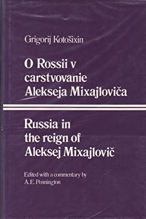 Russia in the reign of Aleksej Mixajlovic.