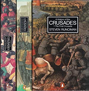 A History of the Crusades (3 volumes complete)