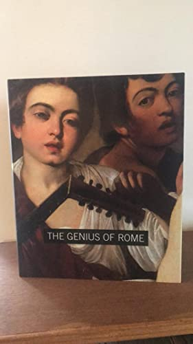 The Genius of Rome 1592-1623: Beverly Louise Brown