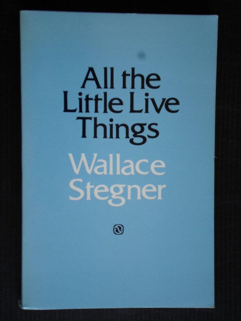 All the Little Live Things, novel