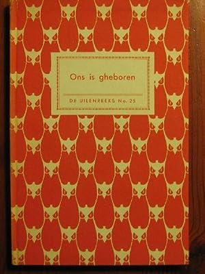 Ons is gheboren, oude prenten en teksten,: Poortenaar, Jan