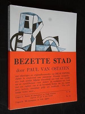 Bezette Stad, Eerste Wereldoorlog verbeeld in typografische: Ostayen, Paul van