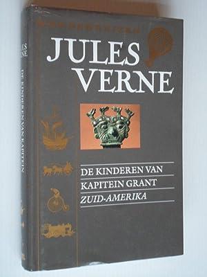 De kinderen van kapitein Grant, Zuid-Amerika: Verne, Jules