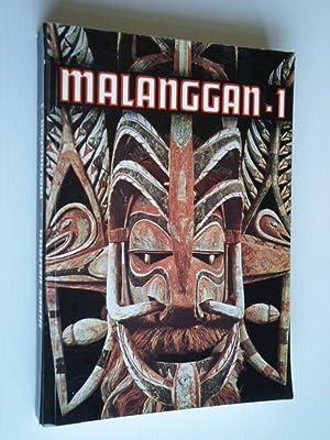 Malanggan 1, Bildwerke von Neuirland, Veroffentlichungen des: Helfrich, Klaus