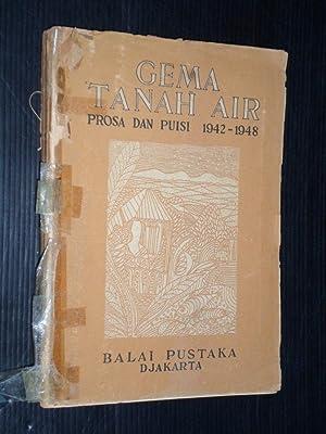 Gema Tanah Air [Echo van het vaderland],: Jassin, H.B.