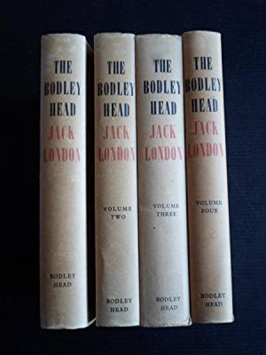 The Bodley Head Jack London: London, Jack, edited