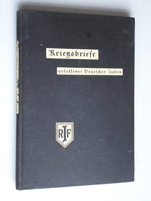 Kriegsbriefe gefallener Deutscher Juden: Reichsbund Jüdischer Frontsoldaten