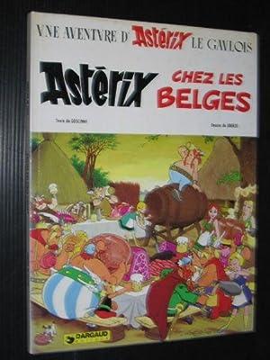 Asterix chez les Belges: Uderzo & Goscinny