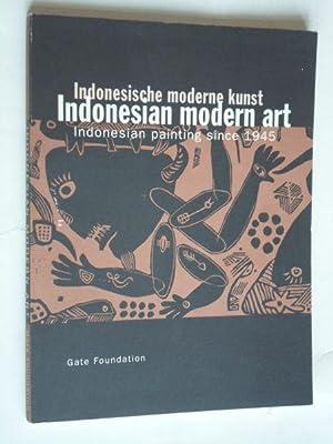 Indonesische Moderne Kunst, Indonesian Modern Art, Indonesian