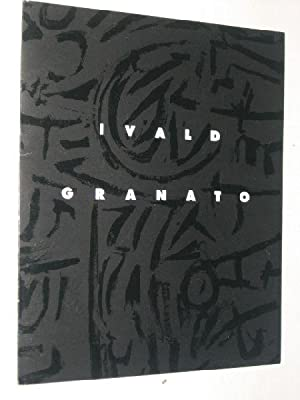 Ivald Granato pinturas e desenhos