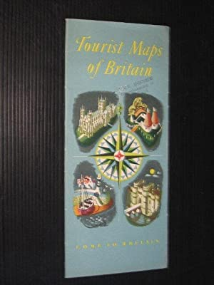 Folder Tourist Maps of Britain