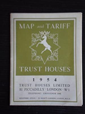 Map & Tariff Trust Houses