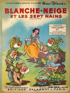 Albums Blanche Neige Sept Nains Abebooks