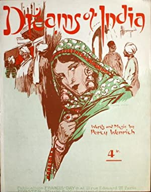 Dreams of India. Words and music by Pecy Wenrich