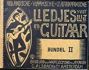 Hollandsche, Vlaamsche en Zuid-Afrikaansche liedjes voor luit: Egmond, W.A.P.F.L. &