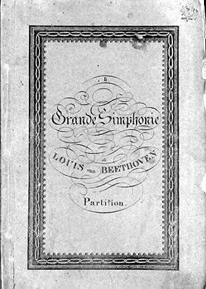 Op. 36] IIme grande simphonie en Ré: Beethoven, Ludwig van: