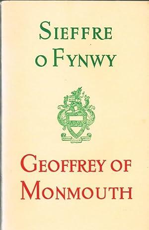 GEOFFREY OF MONMOUTH / SIEFFRE O FYNWY: Jarman, A. O.