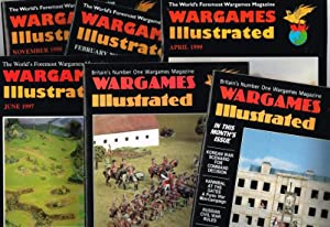 WARGAMES ILLUSTRATED : BACK ISSUES AVAILABLE: Wargames Illustrated