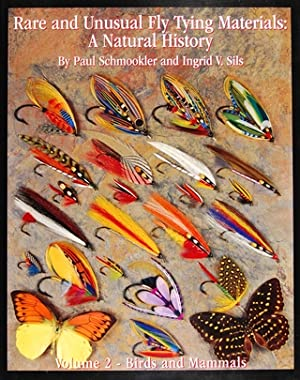RARE AND UNUSUAL FLY TYING MATERIALS: A: Schmookler (Paul) &