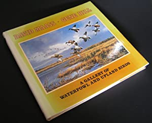 A GALLERY OF WATERFOWL AND UPLAND BIRDS.: Maass (David) &