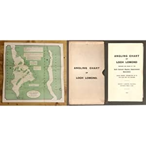 ANGLING CHART OF LOCH LOMOND. Prepared and issued by the Loch Lomond Angling Improvement ...